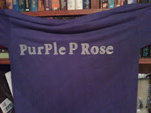 Purple P Rose