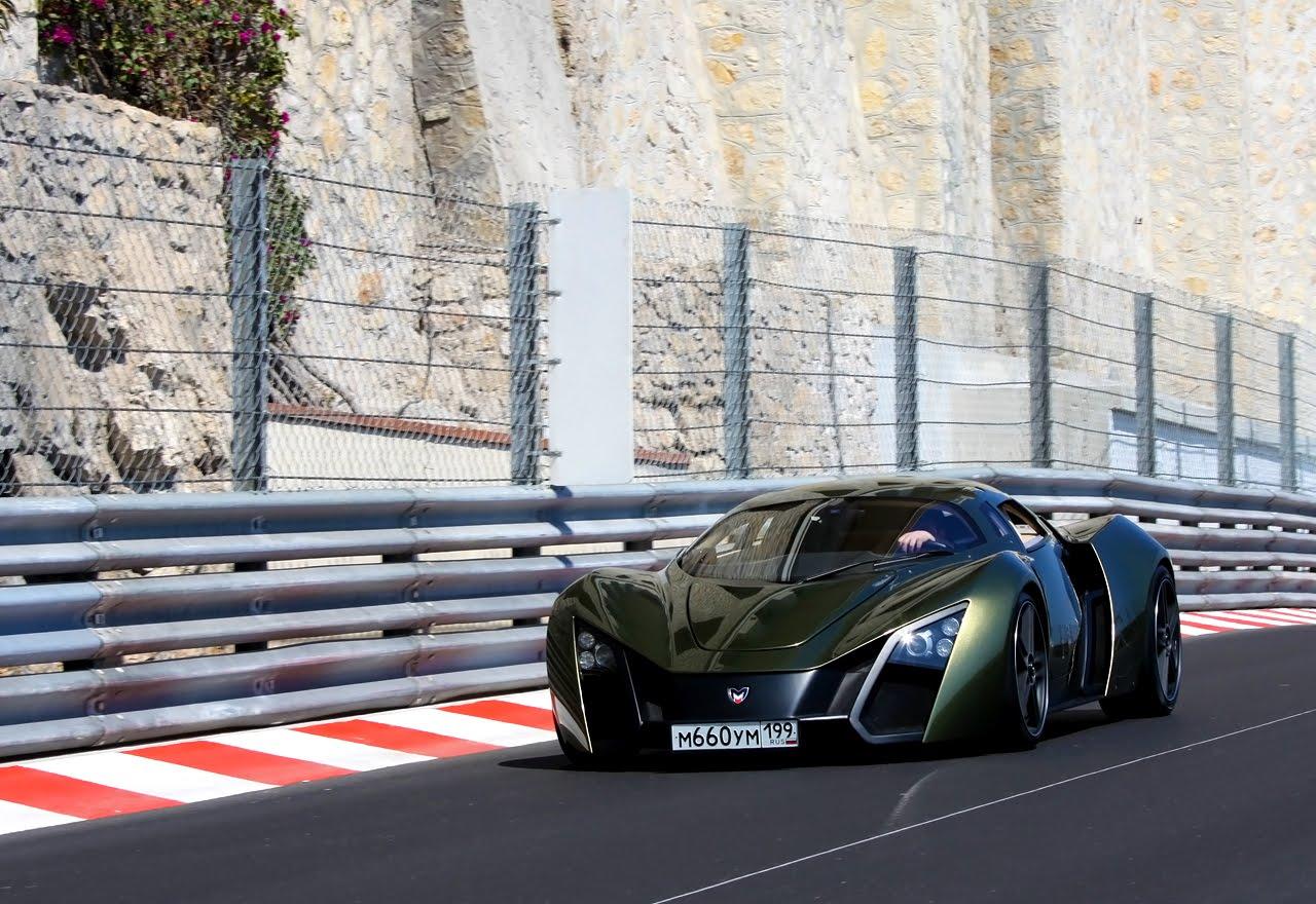 Marussia B2 | Sports cars luxury, Good looking cars ...