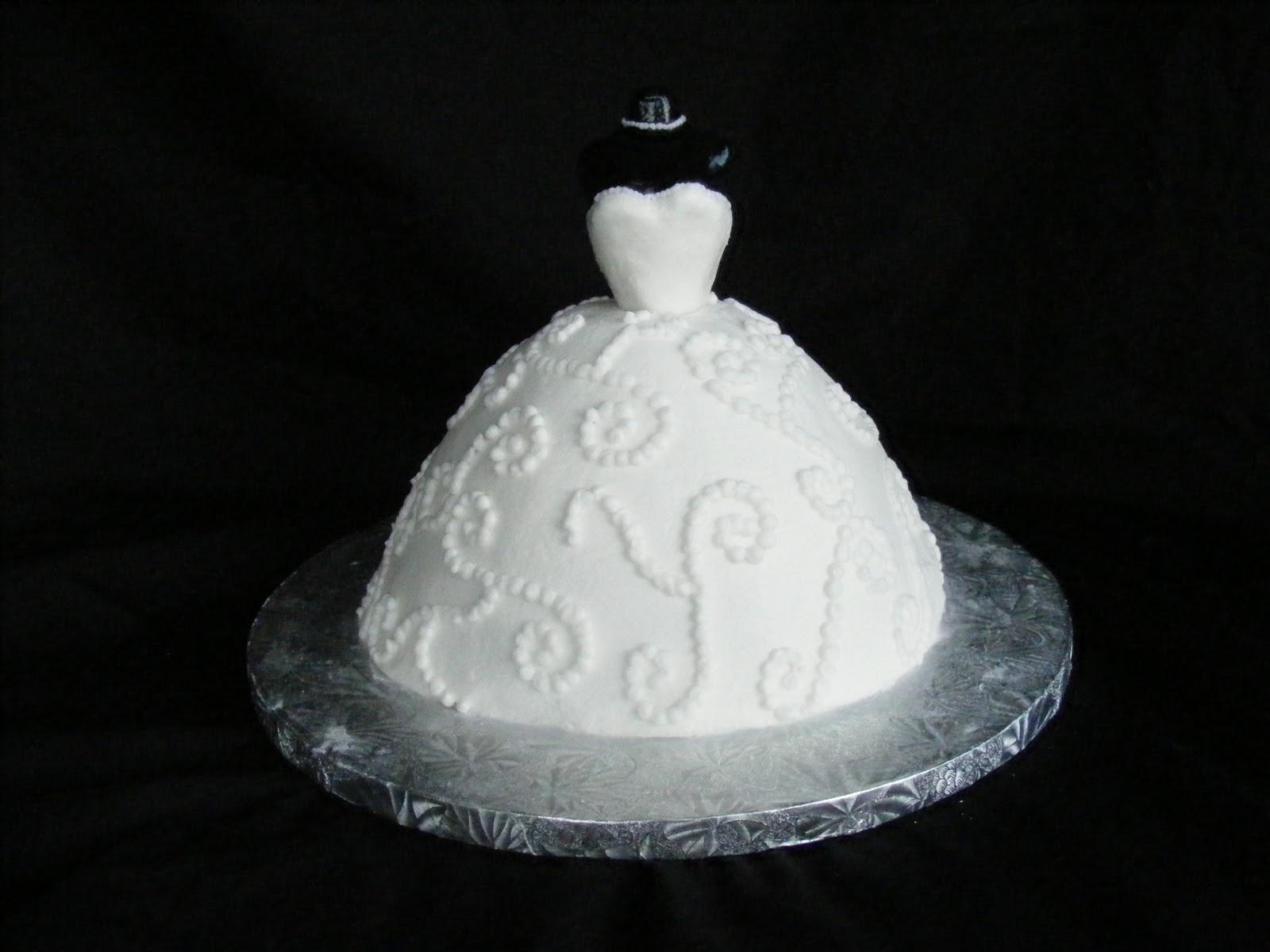 PattiCakes Bridal Shower Cake