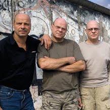 Ingo, Holger y Egbert