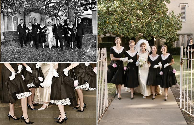{Oh, So Darling}: Vintage 1950's Wedding