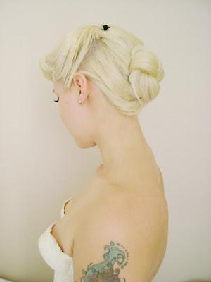 Peinado para novia, además viene con tutorial ;)  CLICA EN LA IMAGEN