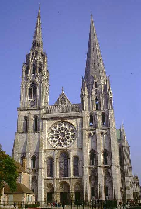 10 Gothic Cathedrals of Medieval Europe