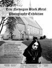True Norweigan Black Metal i Stockholm
