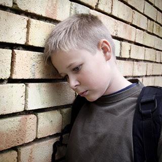 ¿Depresión en los niños?