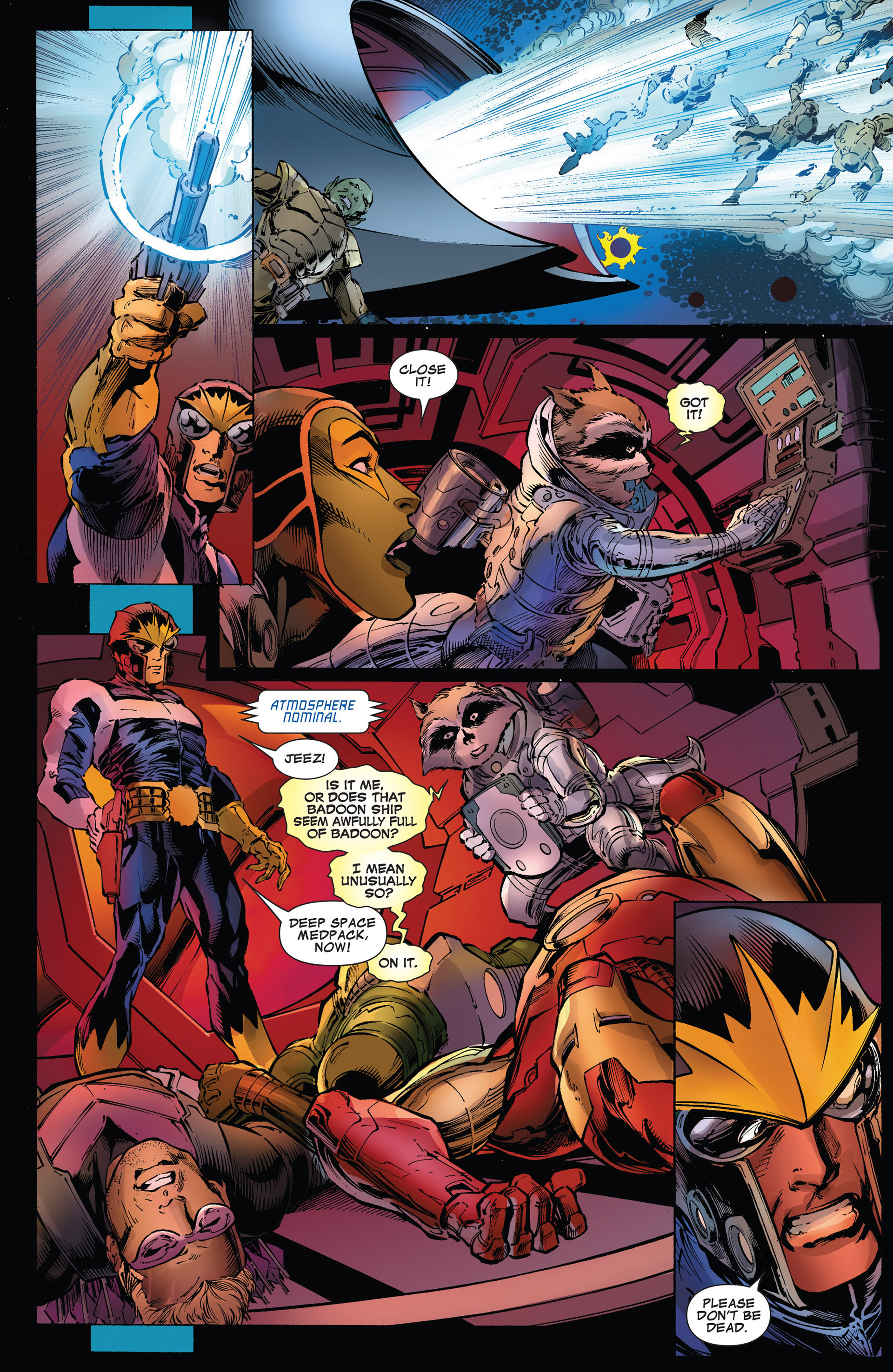 Avengers Assemble (2012) 7 Page 11