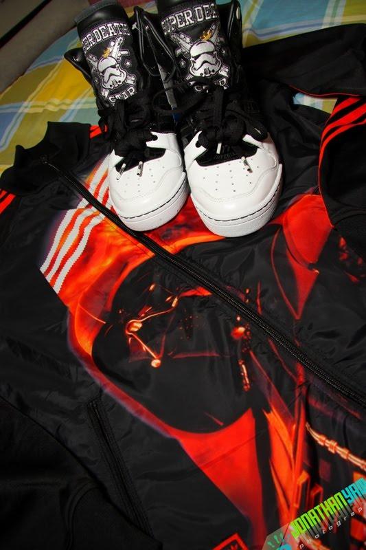 89cb0020578d Monkii White House  Star Wars x adidas Originals Conductor Hi  Super Death   2010