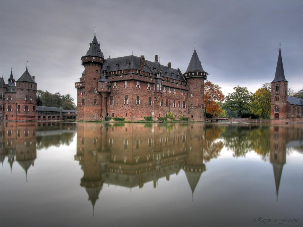 Castles in Europe: De Haar