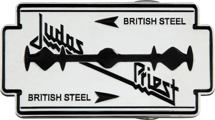Band Logos - Brand Upon The Brain: Judas Priest: Logo #281