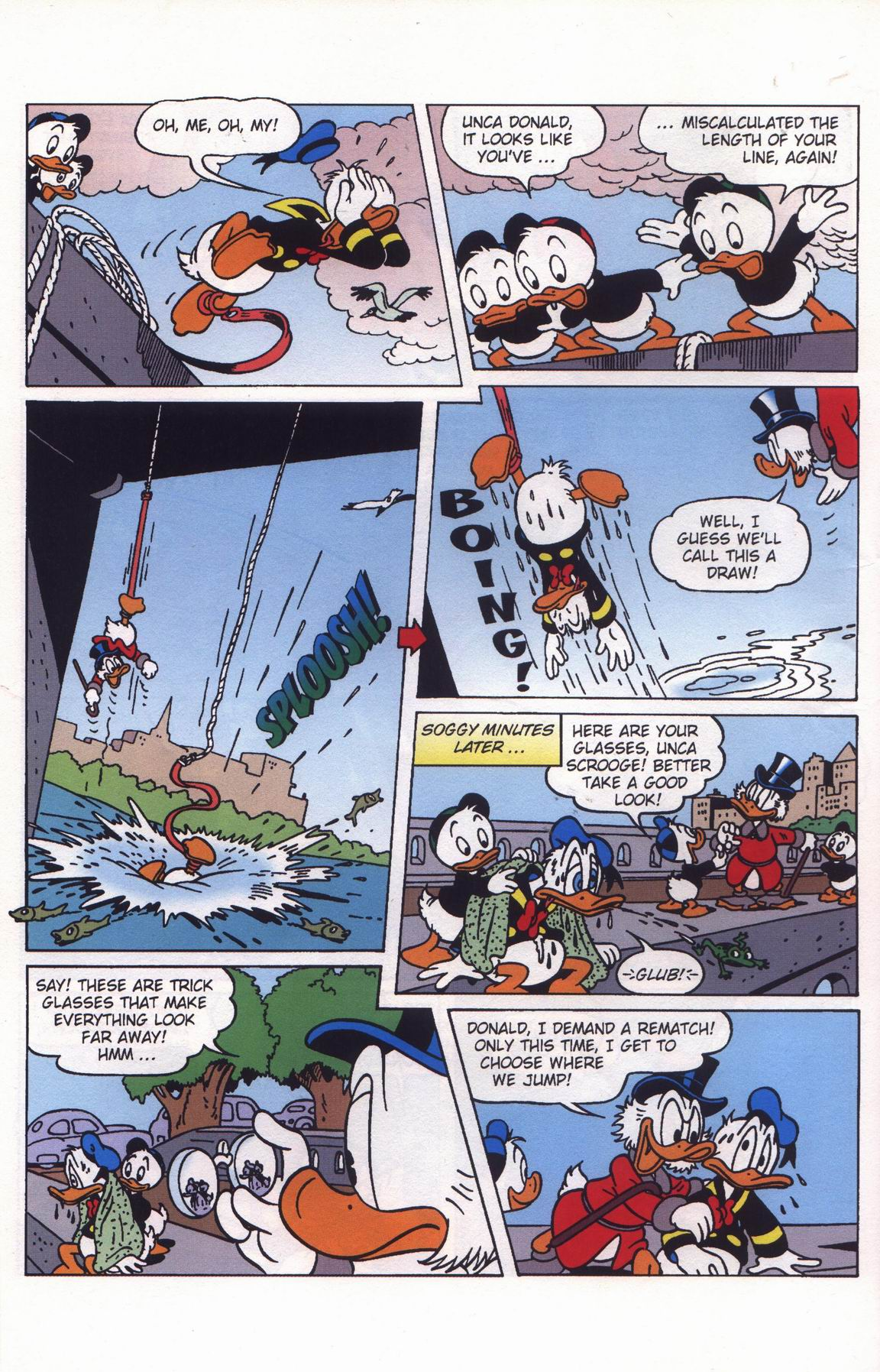 Read online Uncle Scrooge (1953) comic -  Issue #315 - 52