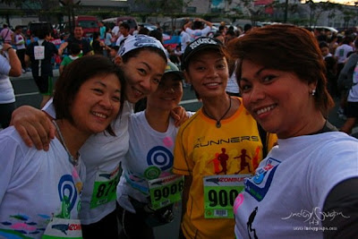 condura run for the whalesharks 2009
