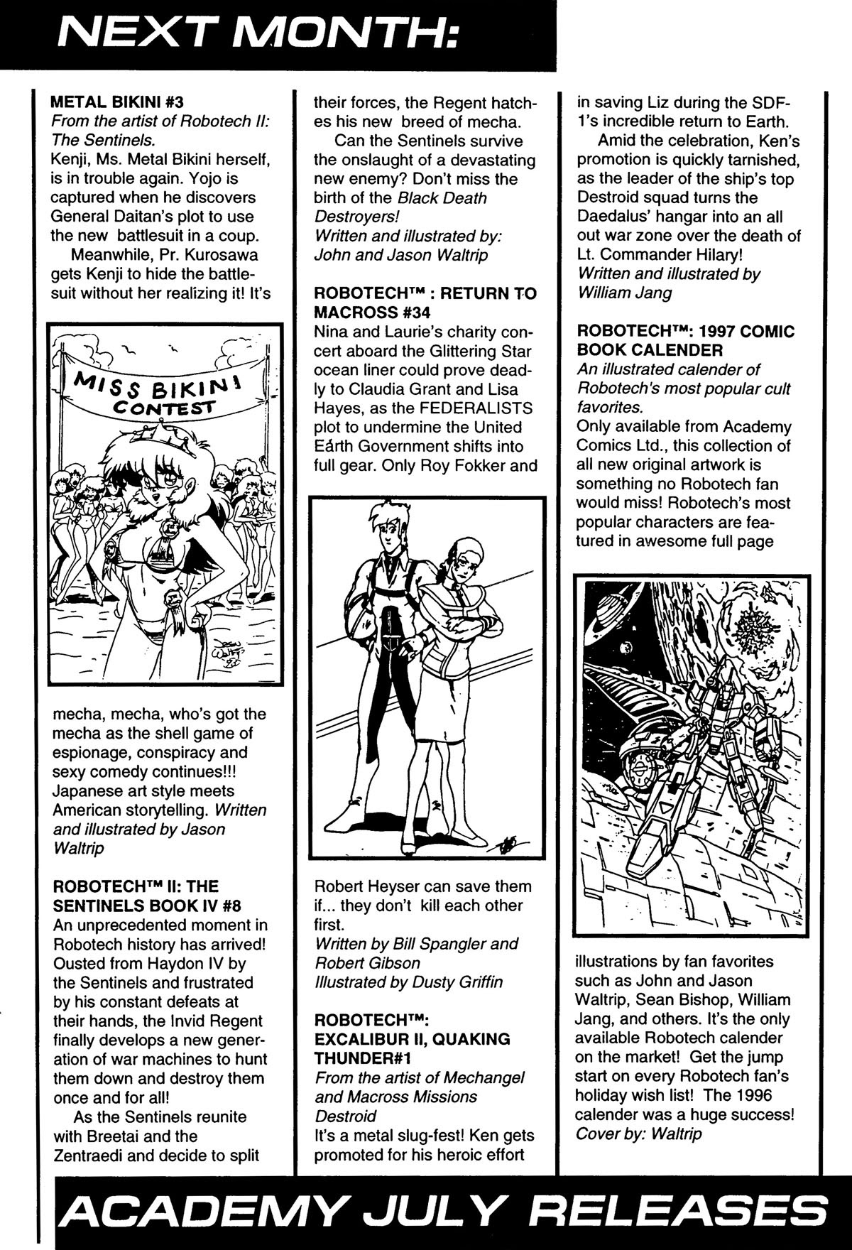 Robotech MechAngel issue 3 - Page 35