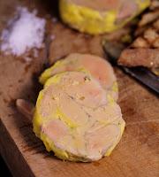 foie gras ,cuisson vapeur , noel