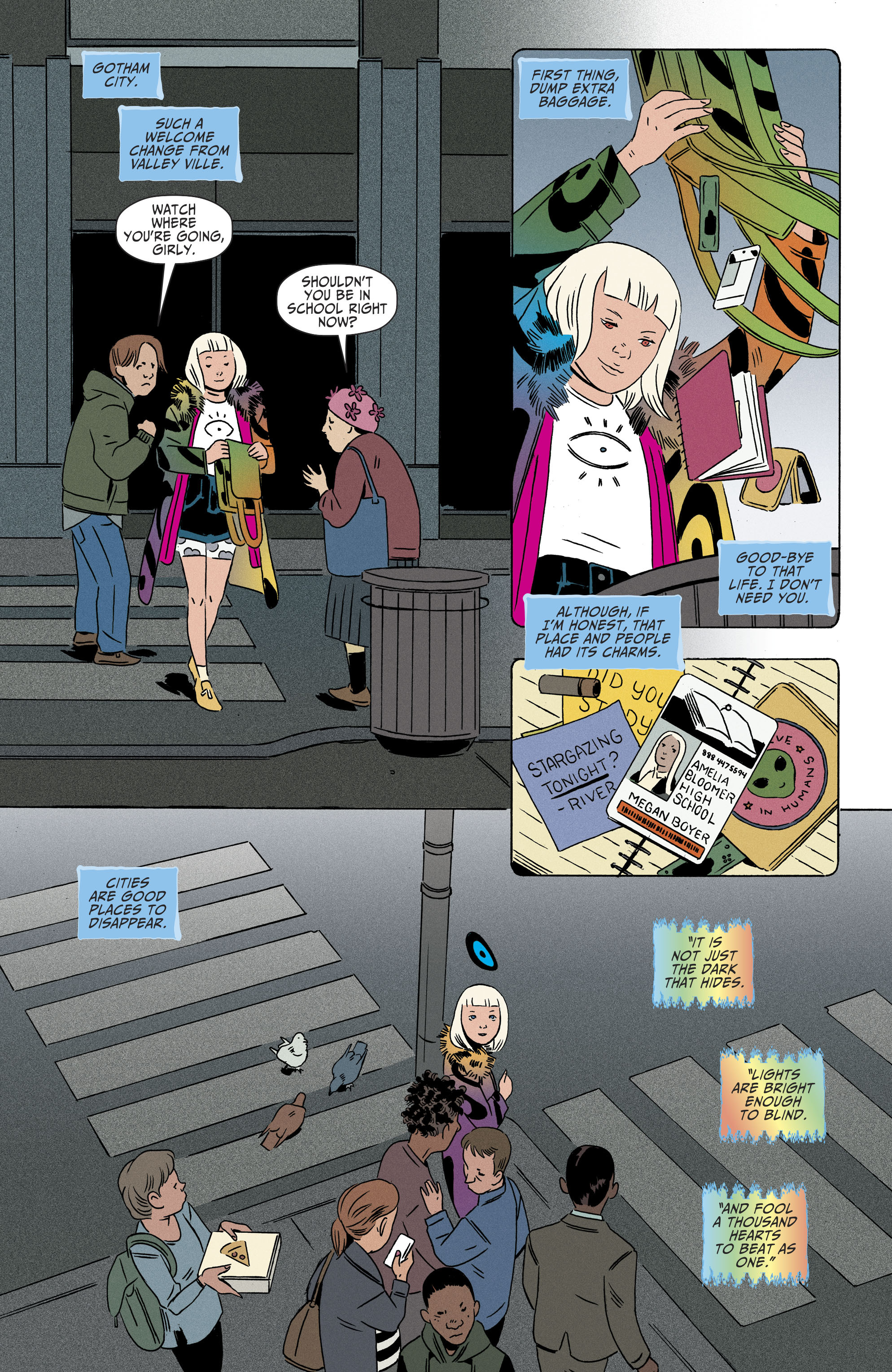 Read online Shade, the Changing Girl comic -  Issue #8 - 5