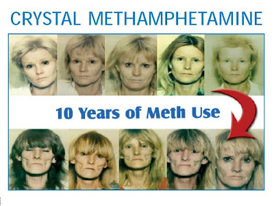 Crystal Meth: Multiple Pictures are Worth a Million Words