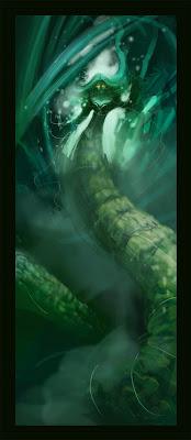 Eugene Wu - Concept Artist/Illustrator: Medusa