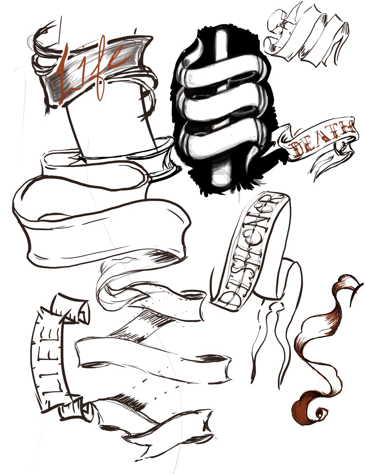 Boi S Illustration Blog January