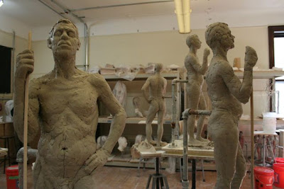 sculpture 1 class