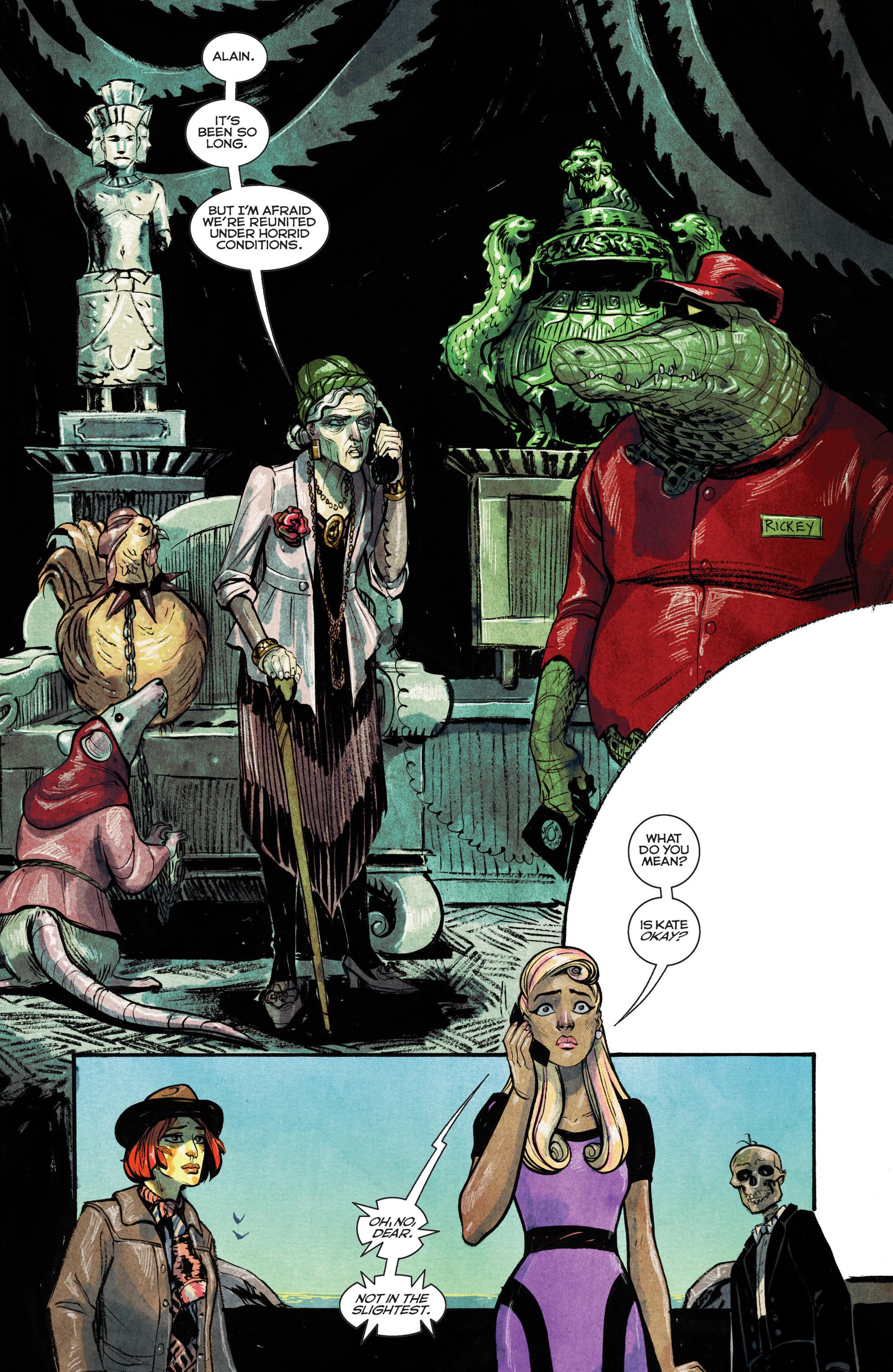 Read online Shutter comic -  Issue #15 - 15