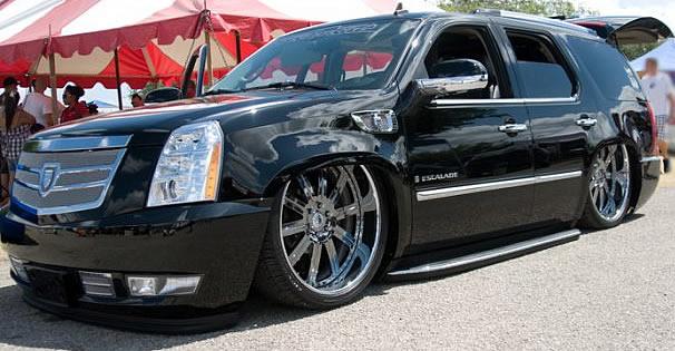 Tricked Out Showkase - A Custom Car | Sport Truck | SUV ...