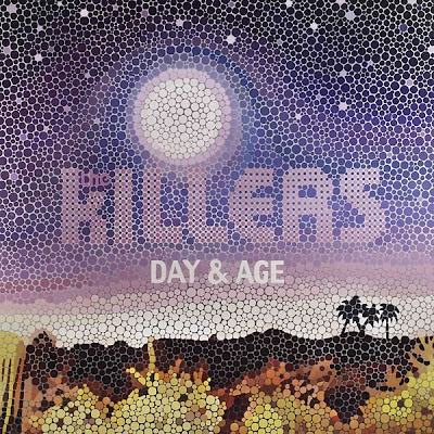 DayandAge THE KILLERS: Day and Age (Album Cover)