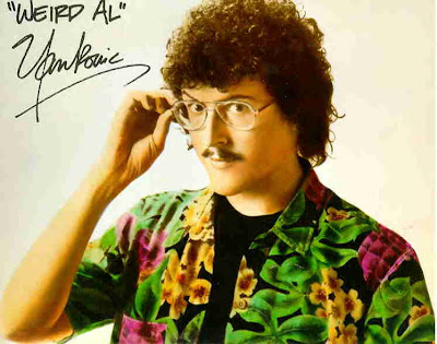 weird+al+in+color WEIRD AL YANKOVIC: Whatever You Like (T.I. Cover)