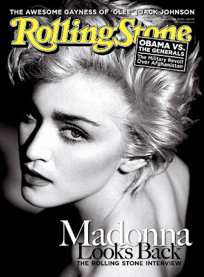 madonna rollingstone MADONNA: Rolling Stone Interview Highlights