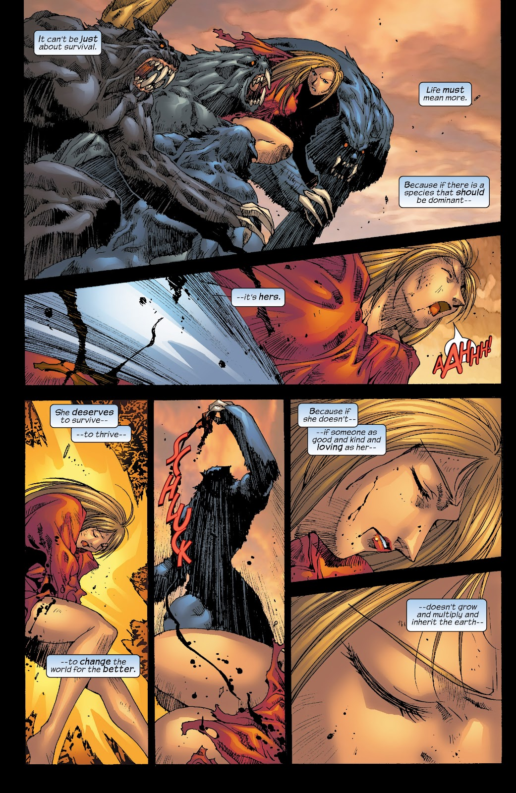 Read online X-Men: Unstoppable comic -  Issue # TPB (Part 3) - 67