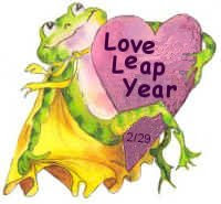 I Luv Leap Year!