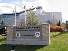 Canadian Light Source Synchrotron