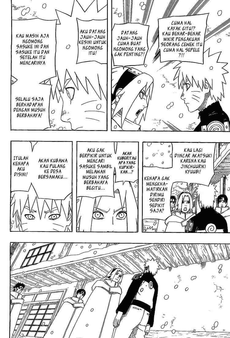 02 Naruto 470   Killerbee vs Kisame
