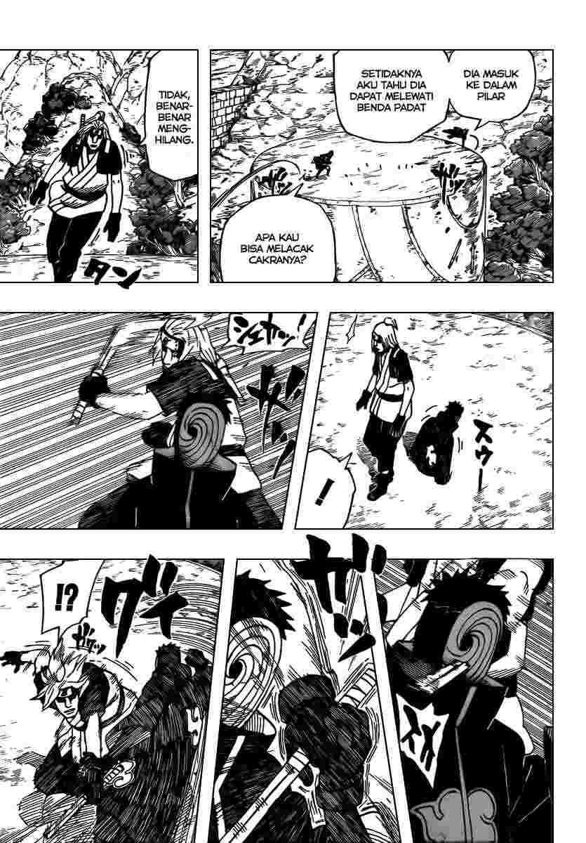 03 Naruto 475   Kekuatan Madara yang Sebenarnya