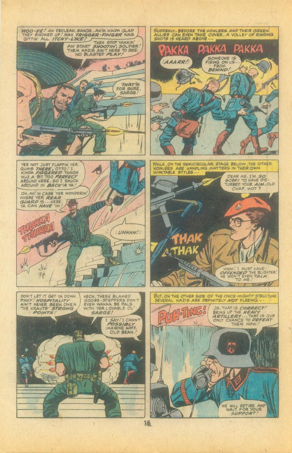Read online Sgt. Fury comic -  Issue #135 - 18