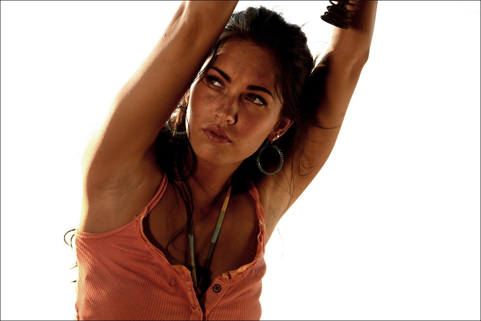 Megan Fox - Transformers - Wide Wallpaper | Hd Desktop ...