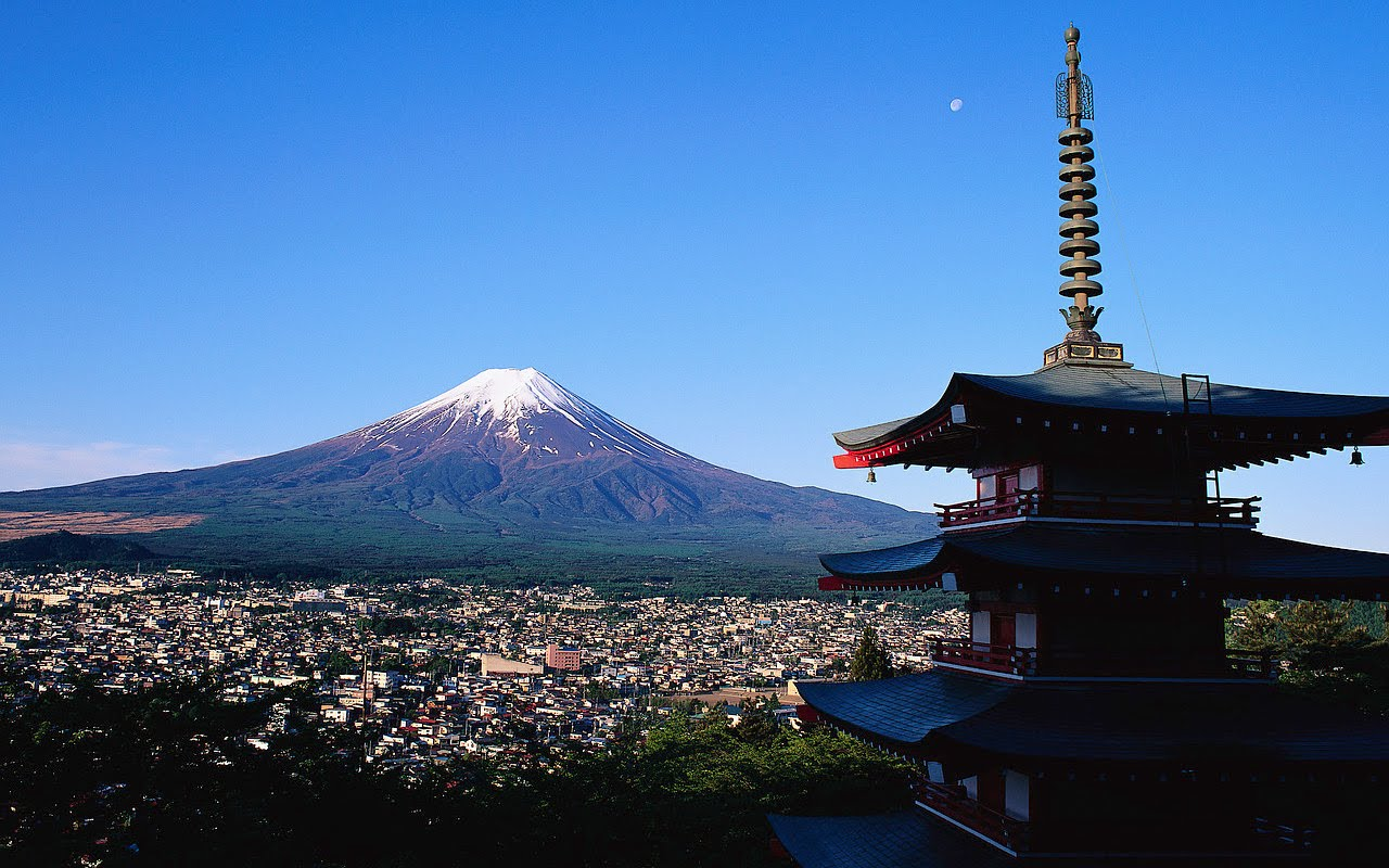 Pictures of Mount Fuji,Japan ~ World Travel Destinations