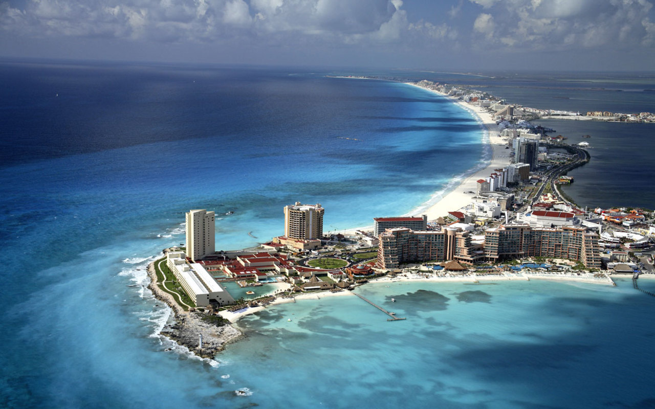 Hd Desktop Wallpaper Pictures Of Cancun Mexico