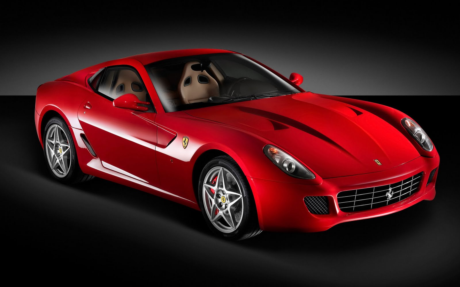 High Resolution Car Images - Ferrari