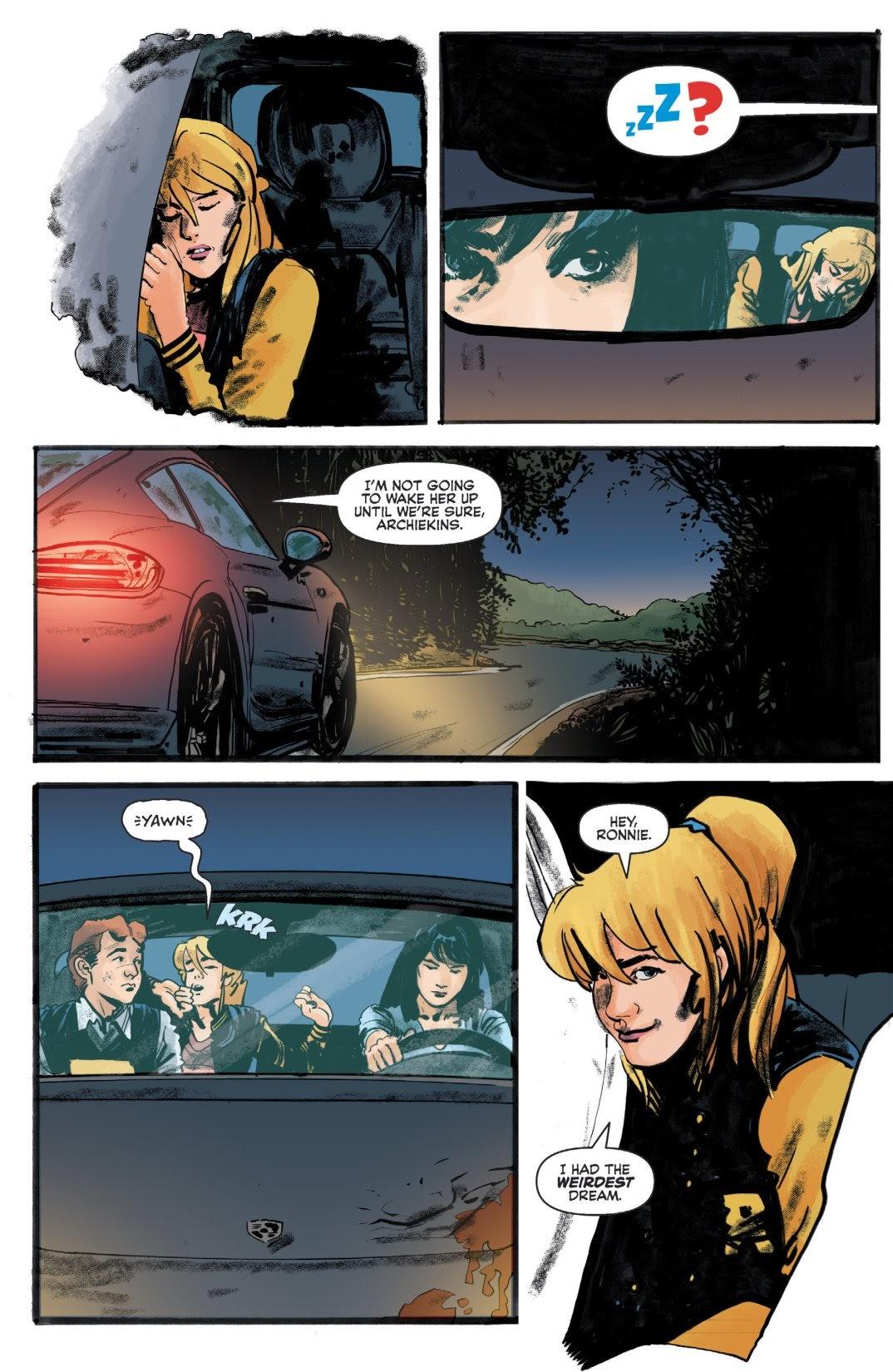 Archie vs. Predator II #1 #1 - English 20