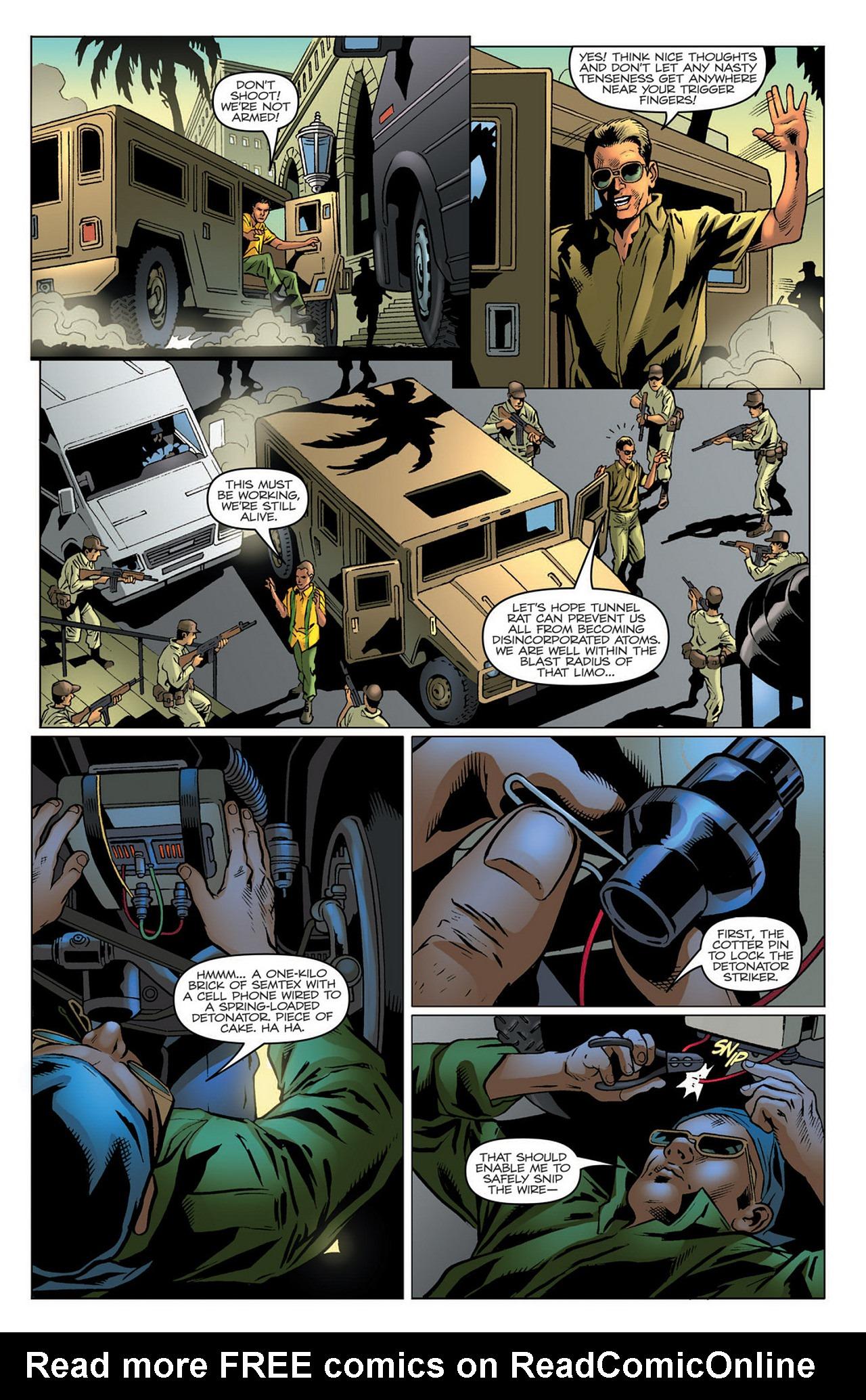 G.I. Joe: A Real American Hero 184 Page 19