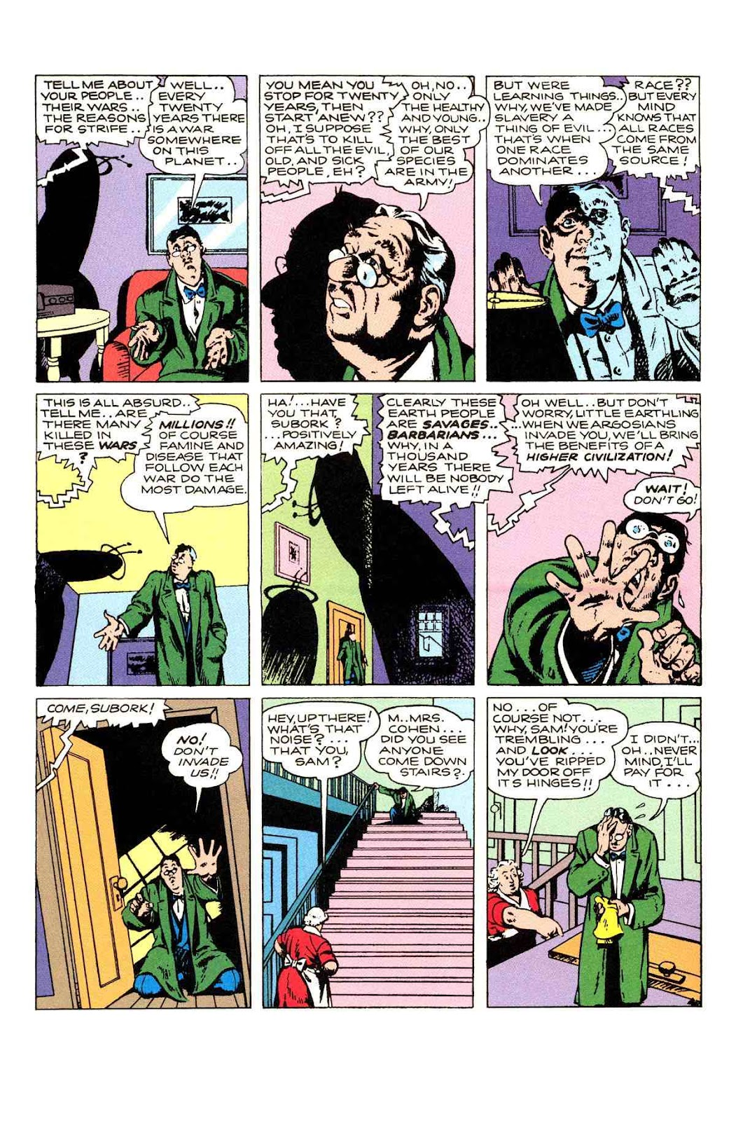 Read online Will Eisner's The Spirit Archives comic -  Issue # TPB 2 (Part 1) - 60