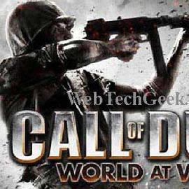 Call Of Duty World At War Zombies v1.0 iPhone iPod Touch-COREPDA