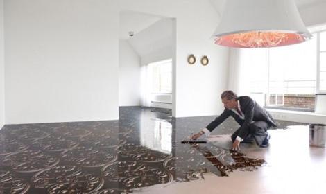 Marzua suelos ultramodernos por senso - Suelos modernos para casa ...