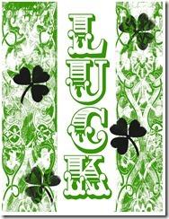 luck printable free