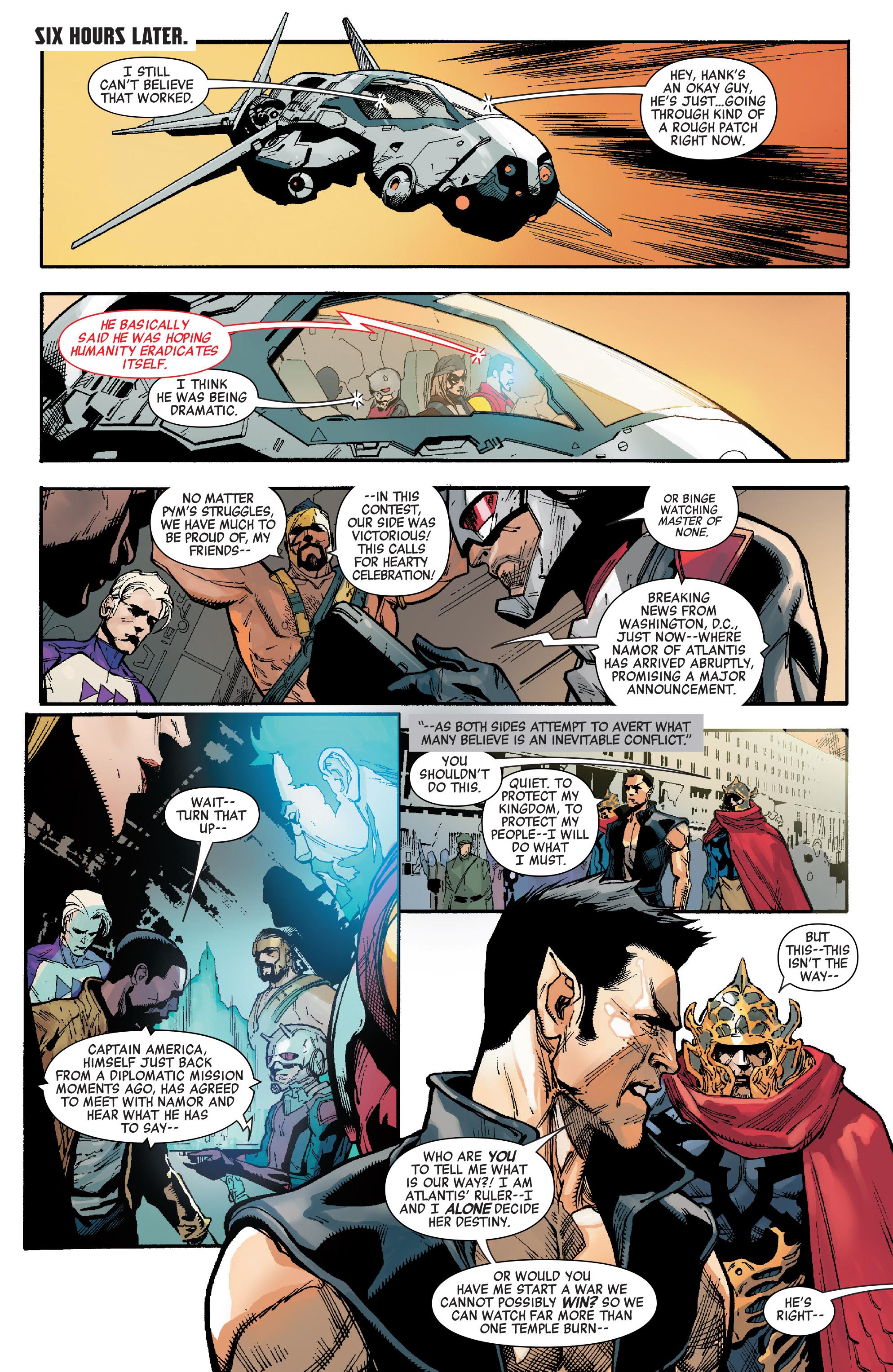 Read online Secret Empire comic -  Issue #4 - 34
