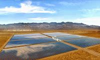 nevada solar one centrale solaire à concentration CSP