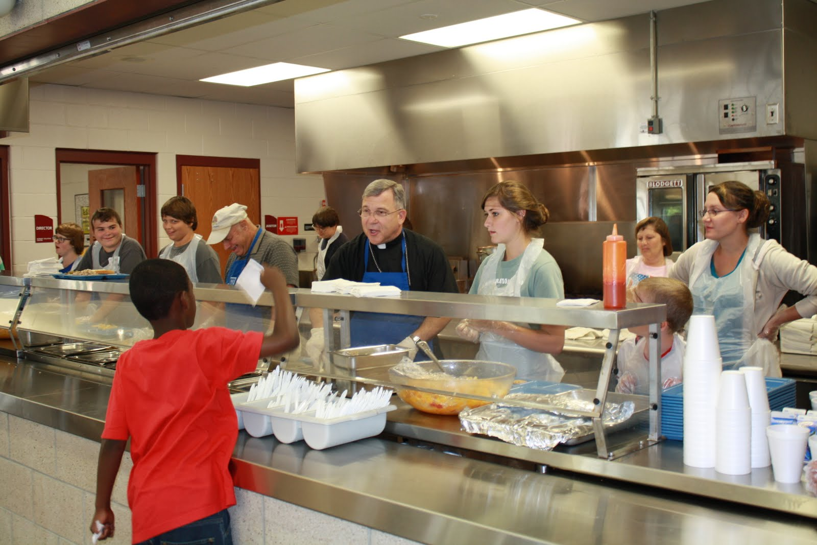 Knights Of Columbus Soup Kitchen