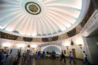Stasiun Metro Smoleskaya