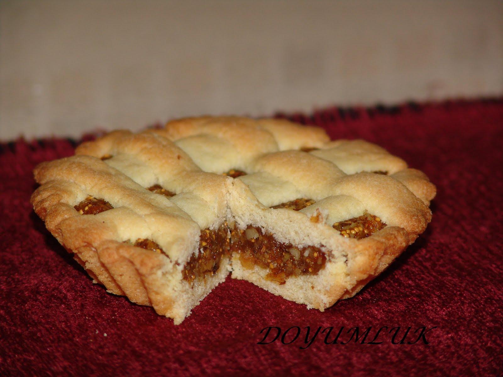 İncirli waffle tarifi