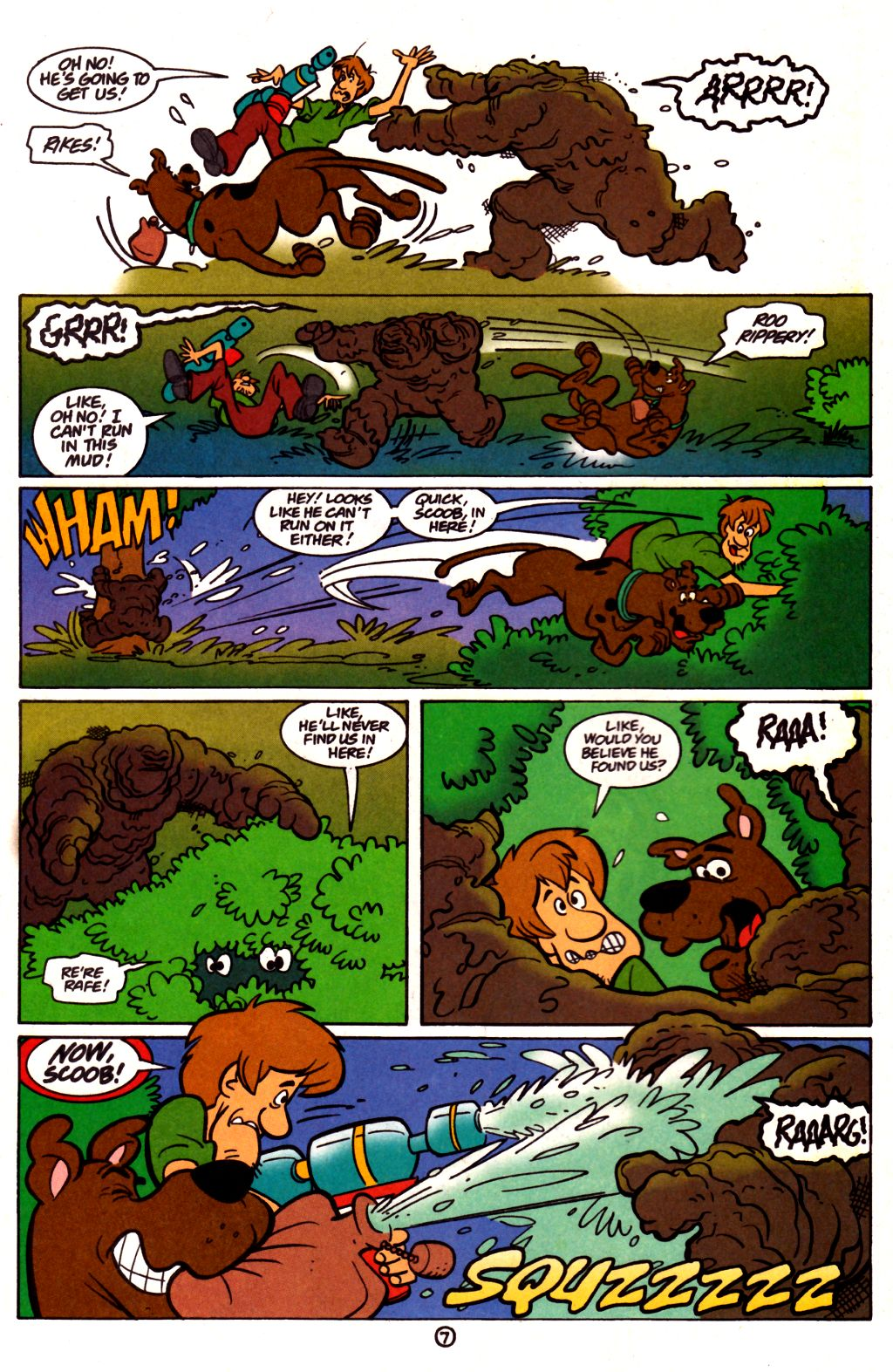 Read online Scooby-Doo (1997) comic -  Issue #21 - 8