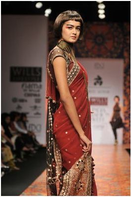 Environmental Design Top And Trends Fashion Design From India
